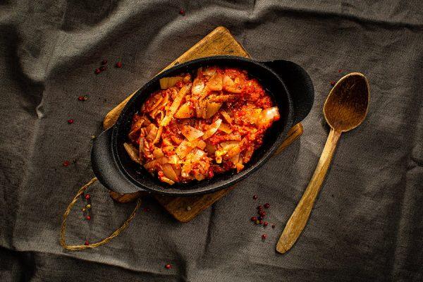 Friggione ristorante affumico bologna