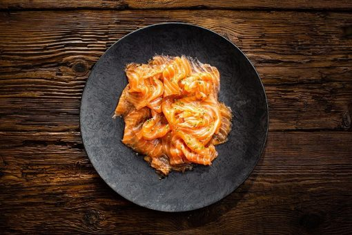 Salmone affumicato ristorante affumico bologna
